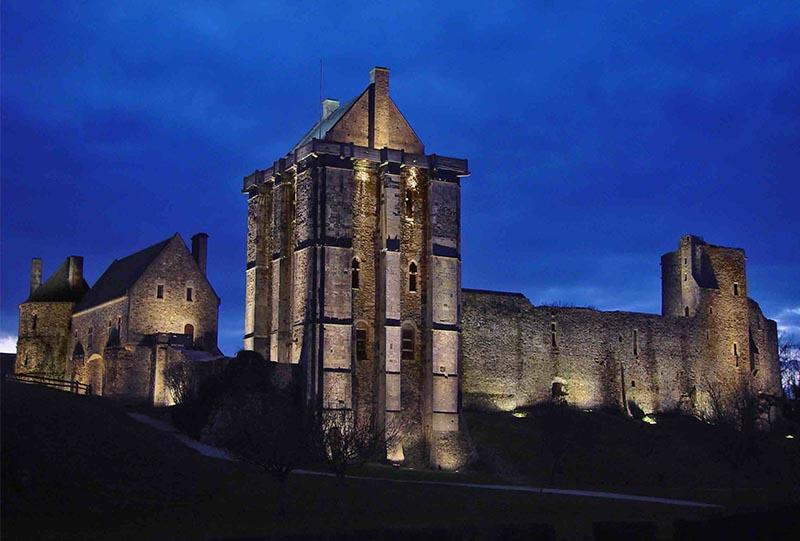 Château Saint-Sauveur le Vicomte