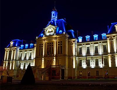 Hôtel de Ville Evreux