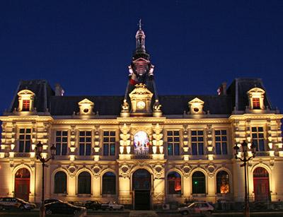 Hôtel de Ville Poitiers
