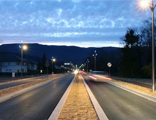 Avenue de Geneve Divonne les Bains