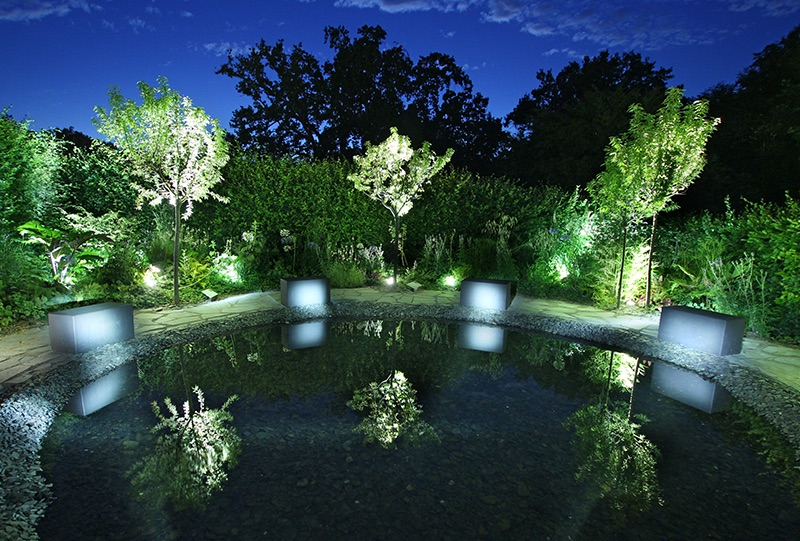 Les jardins de lumi re neo light for Lumiere de jardin