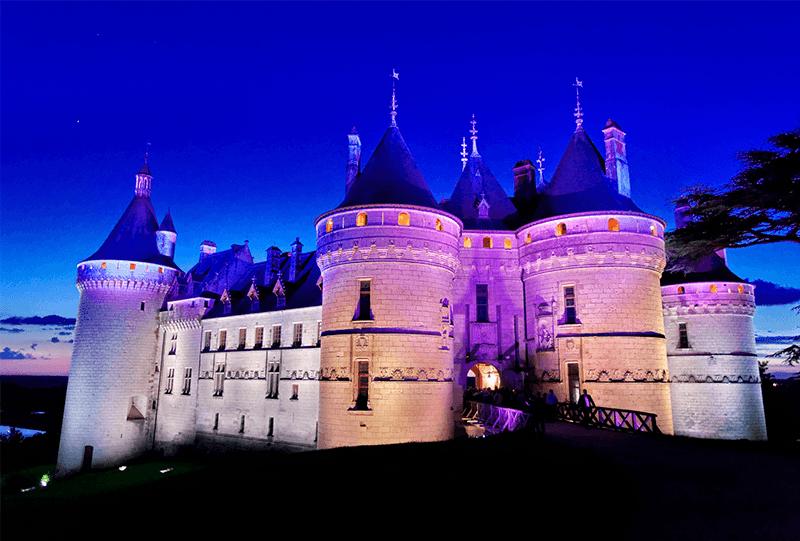Photo du Château de Chaumont-sur-Loire 1