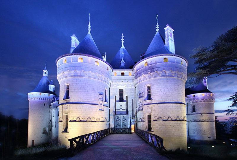 Photo du Château de Chaumont-sur-Loire 4