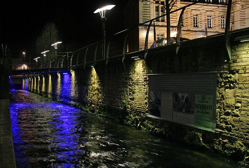 Promenade Iton Evreux