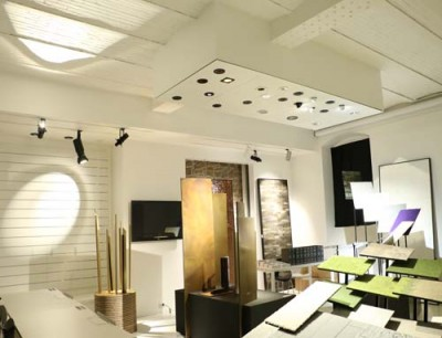 Salon Materials & Light