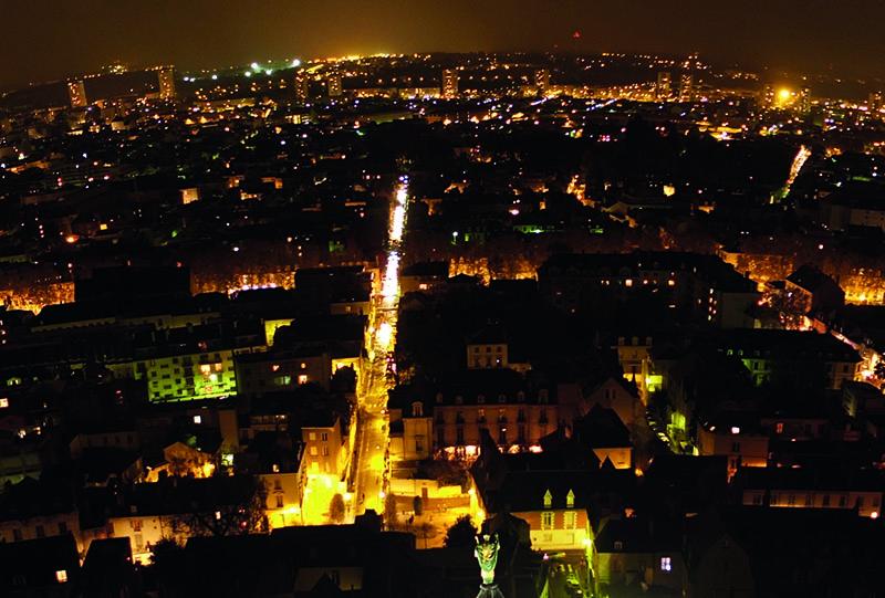 Urbanisme lumière