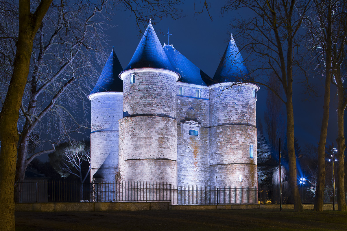 Château Tourelles Vieux Moulin Vernon