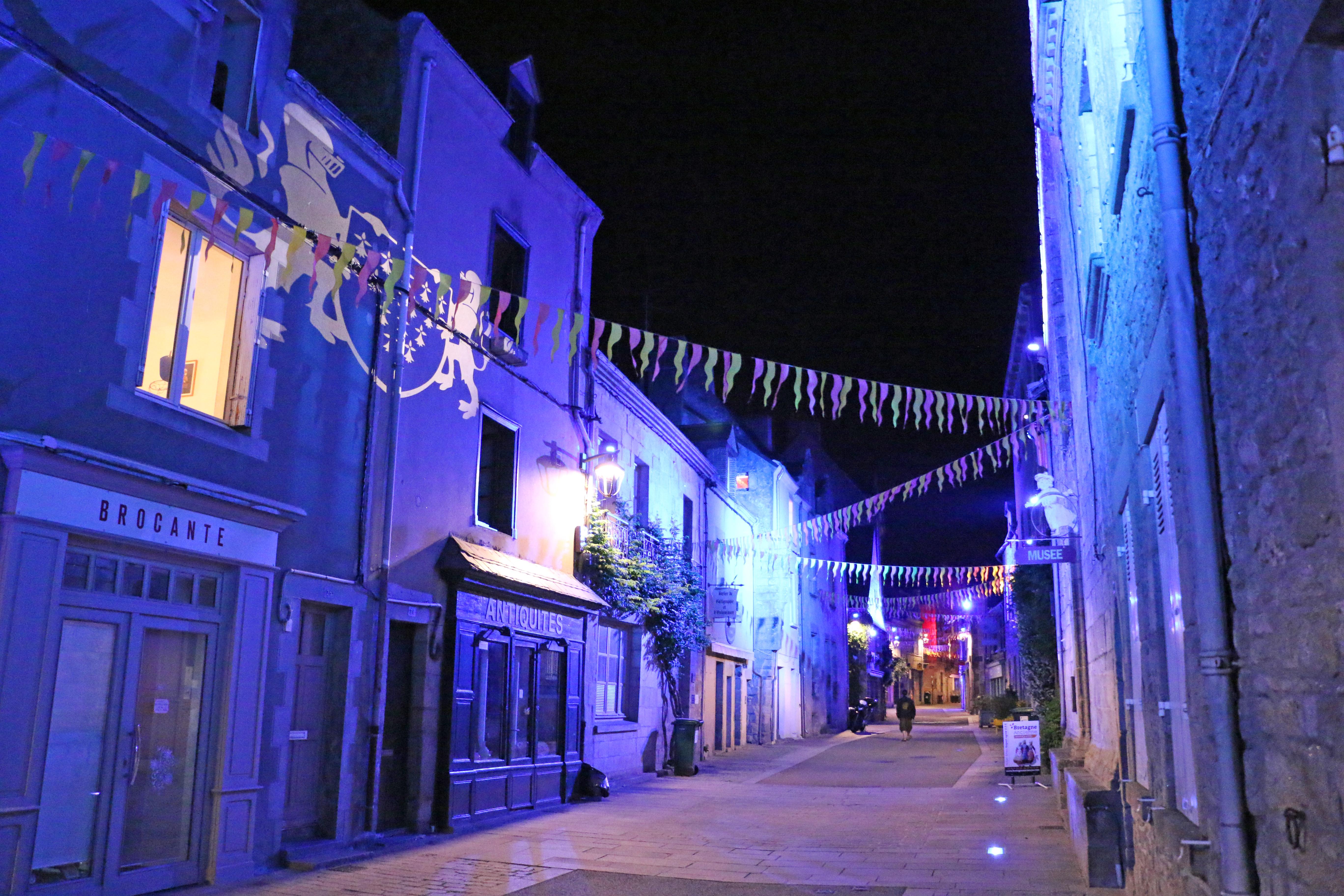 Rue Saillé - Guérande
