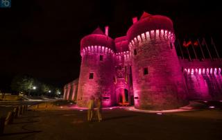 Illumination évènementielle Guérande