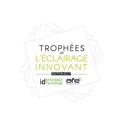 Trophées de l'éclairage innovant 2017