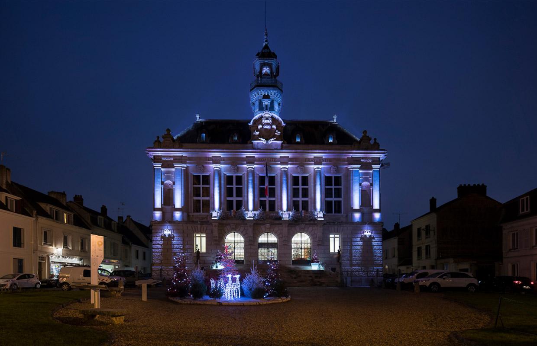 Hôtel de Ville Vernon