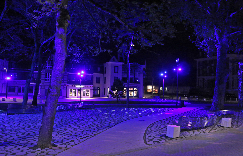 Jardin des Arts le Touquet Paris-Plage