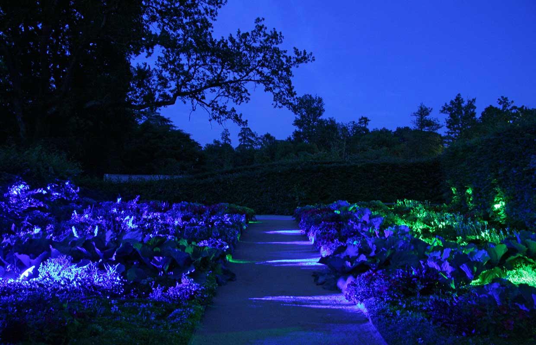Festival Des Jardins Chaumont Sur Loire 2009 jardins de lumière - chaumont-sur-loire (41) - réalisations